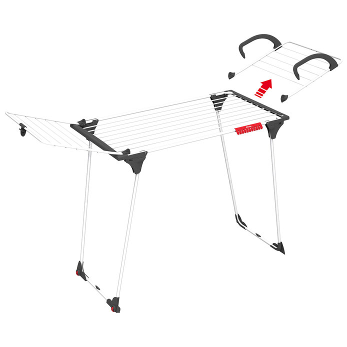 Vileda Premium 2in1 Indoor Airer