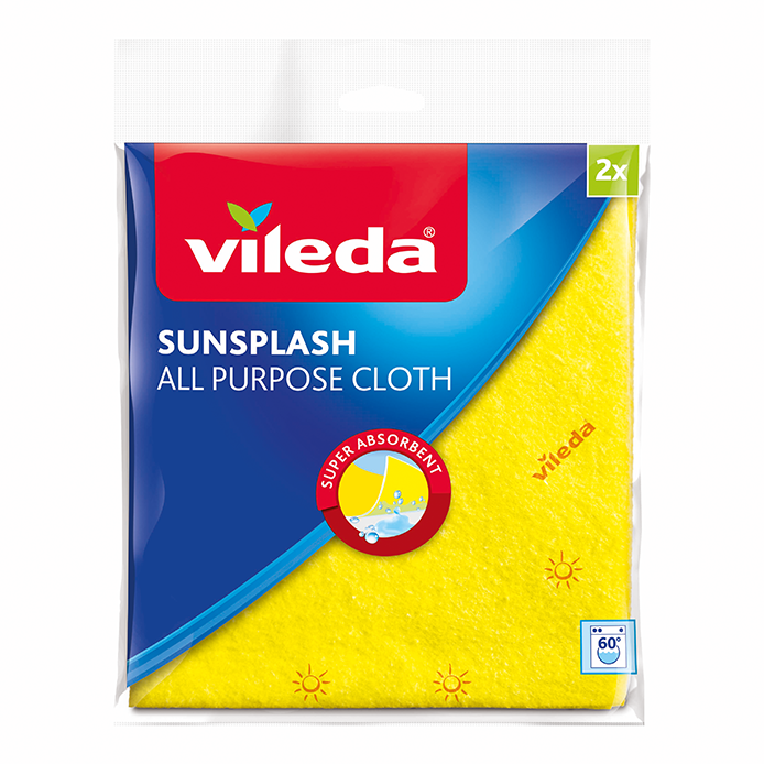 Vileda Sunsplash all-purpose cloths